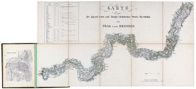 Deutschland - Sachsen - - Karte der Kaiserlich Österreichischen und Königli