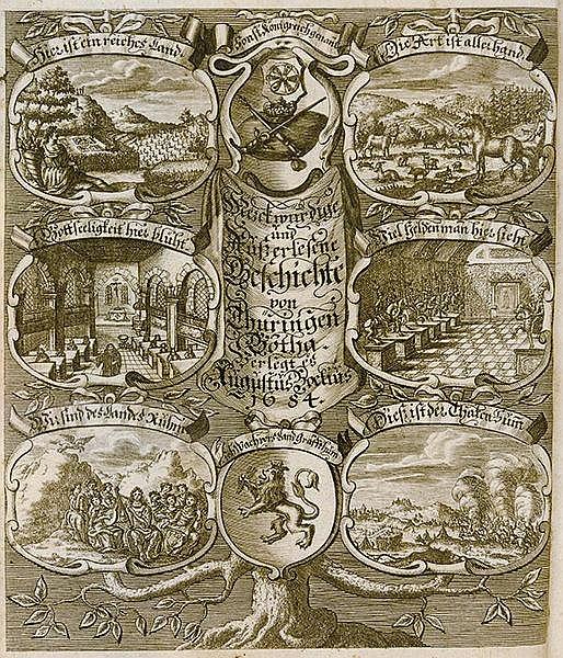 Deutschland - Thüringen - - Pfefferkorn, Georg Michael. Merkwürdige und aus