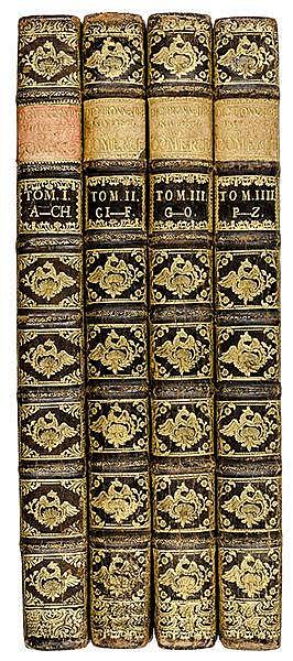 Wirtschaftswissenschaft - - Savary des Bruslons, J. Dictionnaire universel