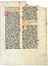 Augustinus von Hippo, Hl. Sermones de verbis domini (und andere Werke). (Ös