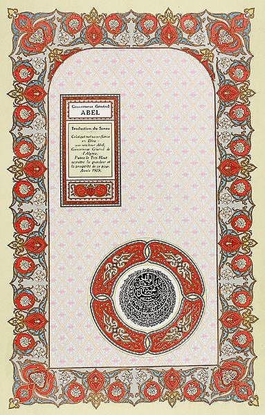 Afrika - Algerien - - Mirante, Jean. Album historique et artistique des sce