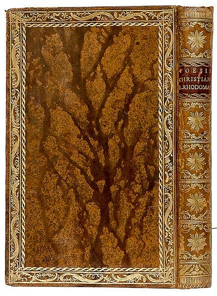 Rhodomann, Lorenz. Poesis christiana. Palaestinae, seu historiae sacrae, li
