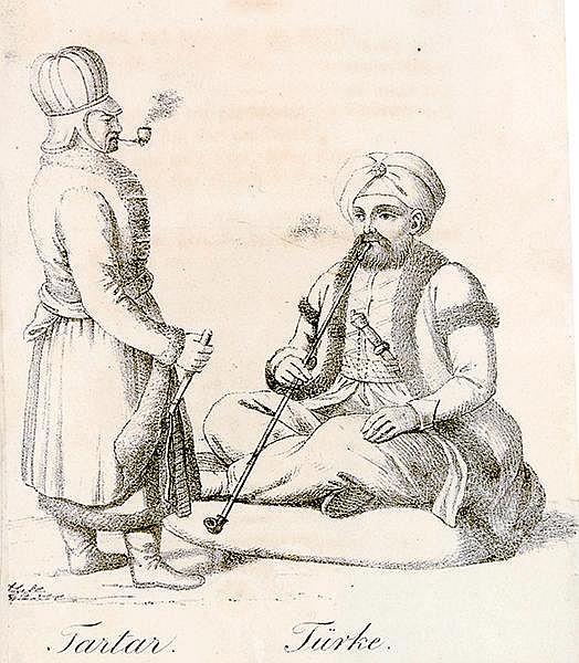 Almanache - - Sternberg, Friedrich (Hrsg.). Knasterkopfs Annehmlichkeiten u
