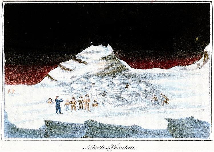 Polargebiete - - Ross, John. Zweite Entdeckungsreise nach den Gegenden des