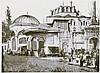 Orient - Türkei - - Gurlitt, Cornelius. Die Baukunst Konstantinopels. II. T