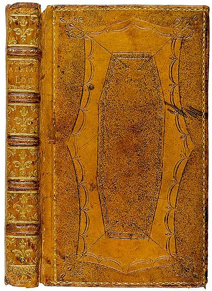 Europa - Italien - - Wagenseil, Johann Christoph. Der adriatische Löw, das