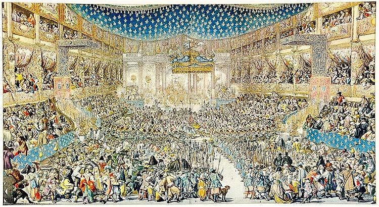 Theater - - Denkmäler des Theaters. Inszenierung, Dekoration, Kostüm des Th