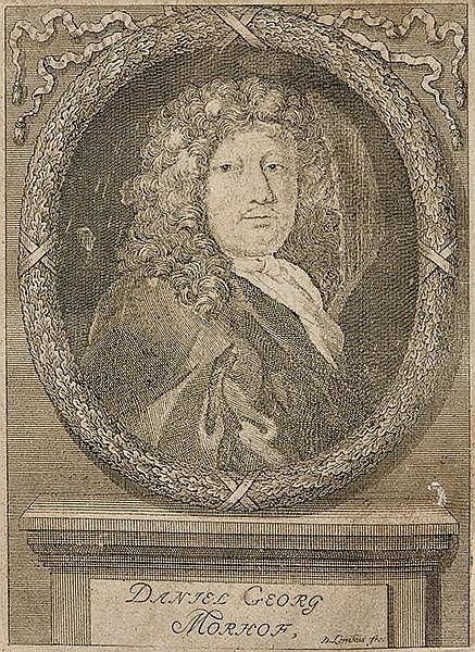 Barockliteratur - - Morhof, Daniel Georg. Polyhistor literarius philosophic