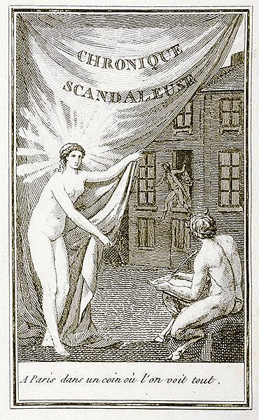 Chronique scandaleuse de l'an 1800, pour l'an 1801. Recueil d'Anecdotes, J