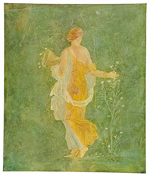 Galeriewerke - - Denkmäler der Malerei des Altertums. Herausgegeben von Pau