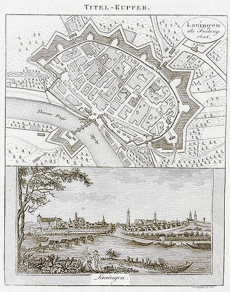 Deutschland - Augsburg - - Raiser, Johann Nepomuk. Sammelband mit 6 Schrift