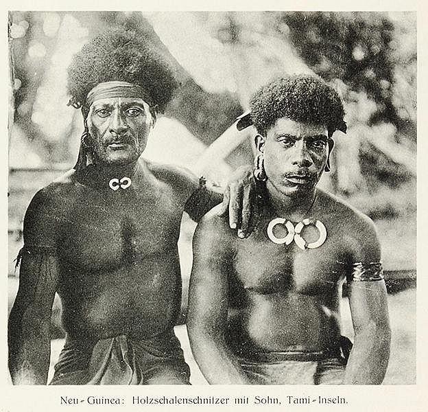 Australien und Ozeanien - - Thilenius, Georg Christian (Hrsg.). Ergebnisse