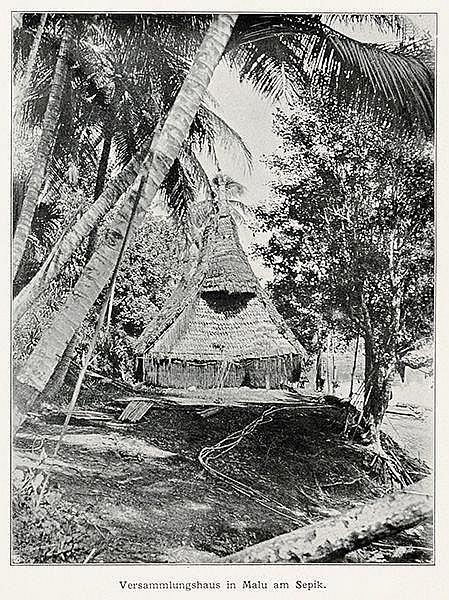 Australien und Ozeanien - Neuguinea - - Behrmann, Walter. Der Sepik (Kaiser