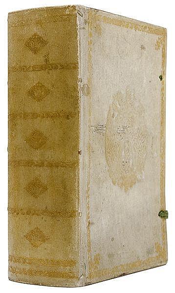 Rechtswissenschaft - - Grotius, Hugo. De iure belli ac pacis libri tres. Cu