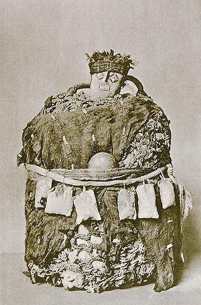 Amerika - Peru - - Baessler, Arthur. Peruanische Mumien. Untersuchungen mit