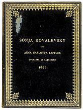 Mathematik - - Leffler, Anne Charlotte. Sonja Kovalevsky. (Mailand, Bernard