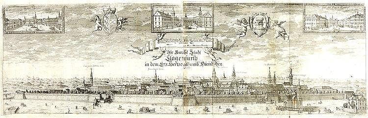 Europa - Österreich - - Valvasor, Johann Weichart. Topographia Archiducatus
