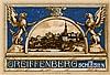 Notgeld - - Sammlung von ca. 360 gesteckten deutschen Notgeldscheinen in ve