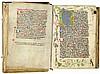 Illuminiertes Breviermanuskript. (Wohl Österreich, Februar-Mai 1479.) Late