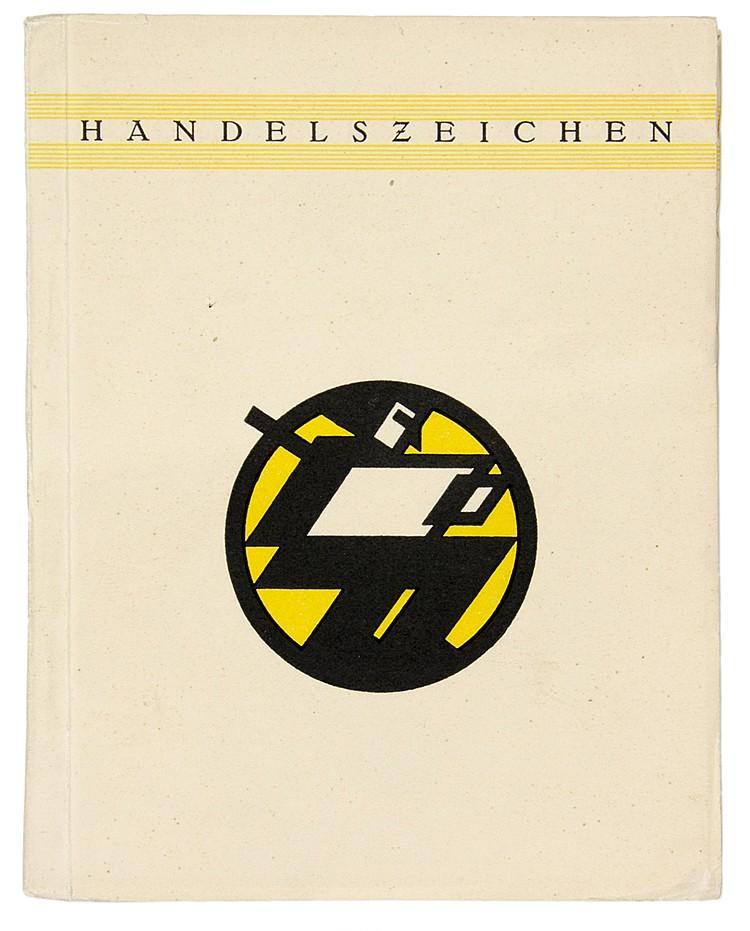 Werbung - - Schulpig, Karl. Zwei Schriften zum Berliner Werbegraphiker. Mit