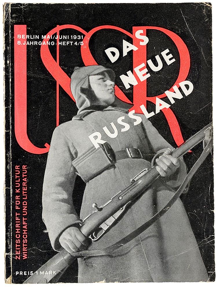 Zeitschriften - - Das Neue Russland. Zeitschrift für Kultur, Wirtschaft und