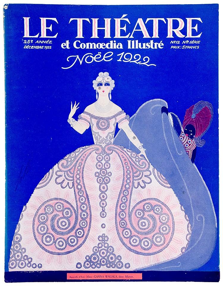 Zeitschriften - - Le Théatre et Comoedia Illustré. Nouvelle Serie. 8 Hefte