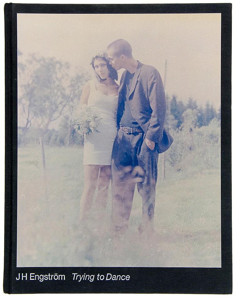 Photobücher - - Engström, Jan Henrik. Trying to Dance. Mit zahlreichen, tei