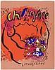 Chagall, Marc - - Cain, Julien. Chagall Lithograph. Bände 1-4 (von 6) Mit 2