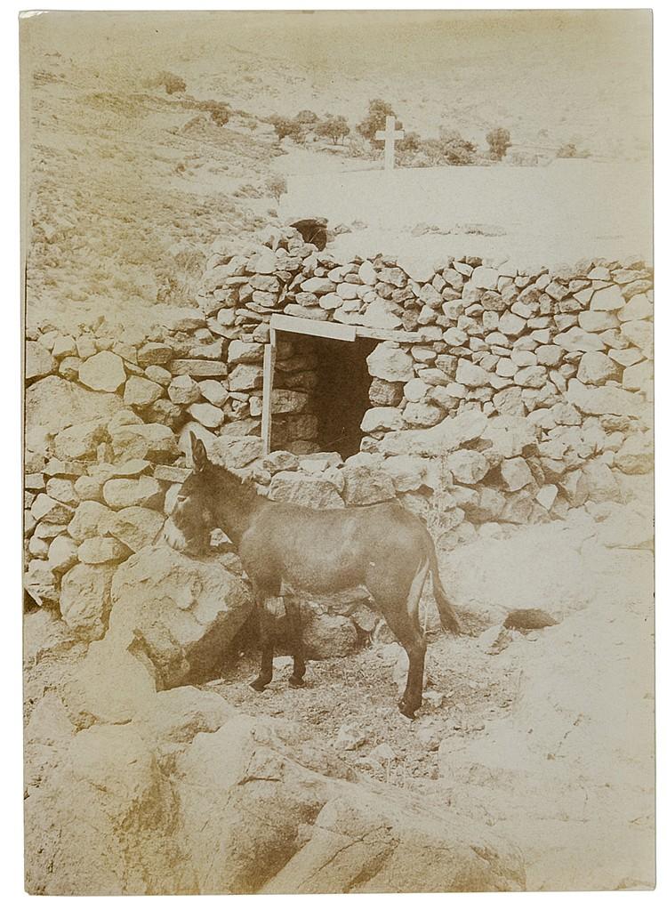 Künstlerphotographie - - Sander, August. Sardinien. Abbasanta, 6. April 192