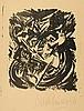 Expressionismus - - Das Buch Eins des Aktivistenbundes. Mit 9 (8 signierten