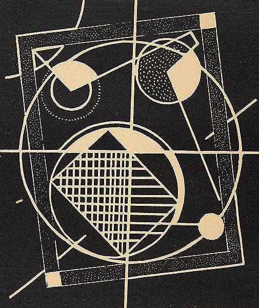 Expressionismus - - Der Sturm. Herausgegeben von Herwarth Walden. Sammlung
