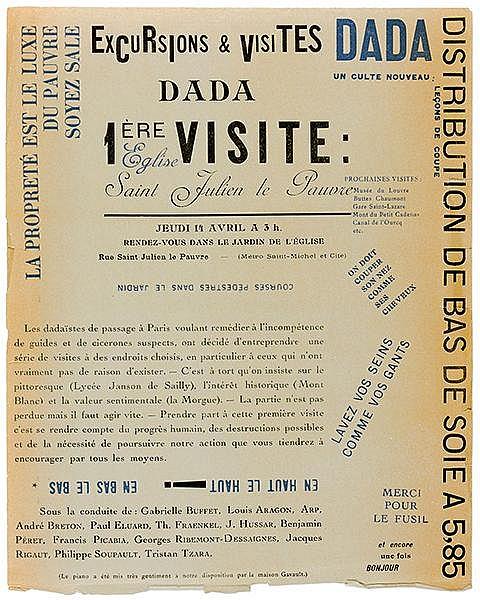 DADA - - Excursions & visites DADA. 1ère visite: Eglise Saint Julien le Pau
