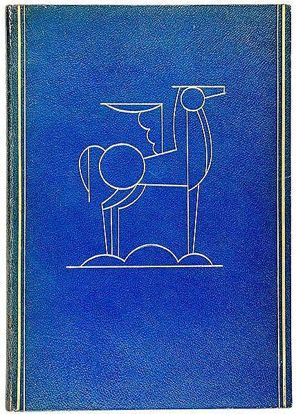 Bremer Presse - - Hölderlin, Friedrich. Hymnen. München, Bremer Presse, 192