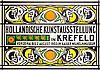 Plakate - - Thorn-Prikker, Jan. Holländische Kunstausstellung in Krefeld (., Johan Thorn Prikker, €600