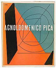 Architektur - - Agnoldodomenico Pica. Con uno scritto di Pier Maria Bardi.