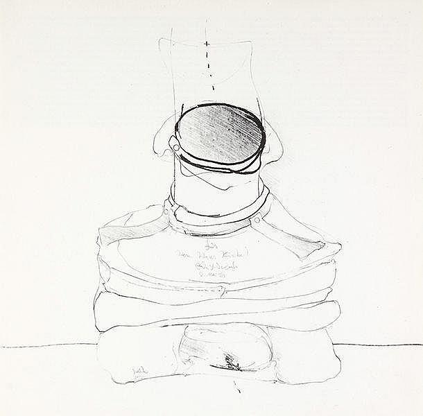 Widmungsexemplare - - Sammlung von 51 Katalogen bzw. Werken mit eigenhändig