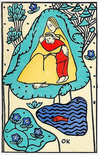 Wiener Werkstätte - - Almanach der Wiener Werkstätte. Mit 12 (4 farbigen) T