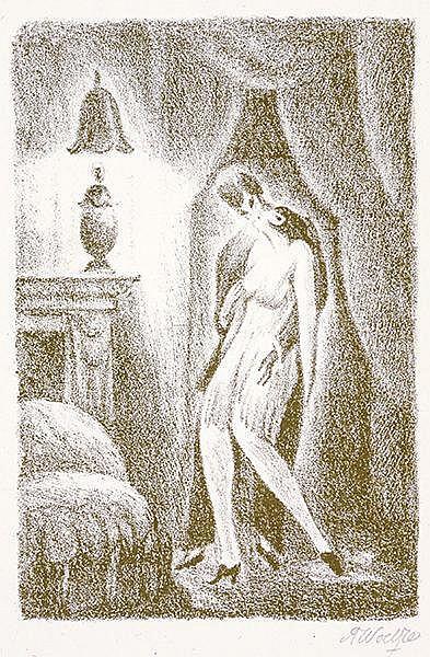 Erotica - - Der moskowitische Eros. Eine Sammlung russischer dichterischer