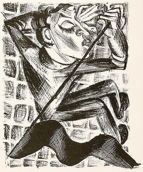 Expressionismus - - Das Kestnerbuch. Herausgegeben von Paul Erich Küppers.