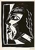 Expressionismus - - Die Sichel. Interimsjahrbuch 1921. 3. Jahrgang. Herausg
