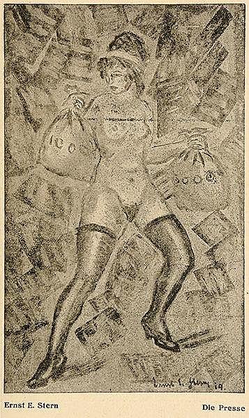 Expressionismus - - Der Revolutionär. Hg. von Moritz Lederer. Jg. I, Hefte