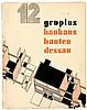 Bauhaus - - Gropius, Walter. Bauhausbauten Dessau. Mit 203 photographischen, Walter Gropius, €550