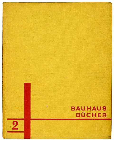Bauhaus - - Klee, Paul. Pädagogisches Skizzenbuch. Zweite Auflage. Mit 87 T