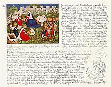 Bauhaus - - Itten, Johannes. Tagebuch. Beiträge zu einem Kontrapunkt der bi