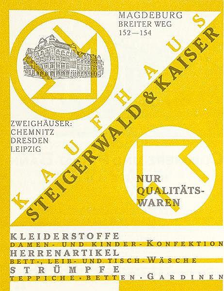 Typographie - - Molzahn, Johannes. Festschrift zum 50jährigen Jubiläum des