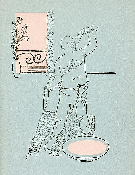 Russische Avantgarde - - Sammlung von 5 Bänden russischer Literatur zwische