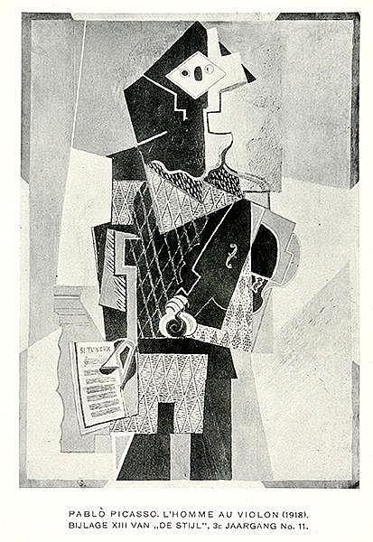De Stijl. 3e Jaargang 1920, No. 11. Maandblad gewijd aan de moderne beelde