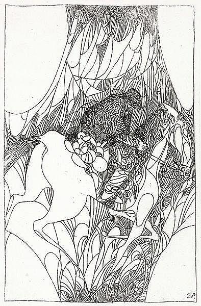 Donkey-Press - - Neruda, Pablo. Gedichte. Mit 10 Original-Radierungen von E