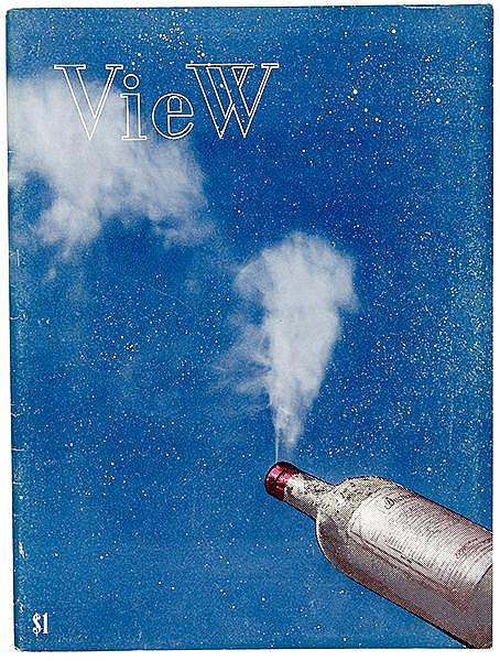 Duchamp, Marcel - - View. The Modern Magazine. Marcel Duchamp Number. Serie