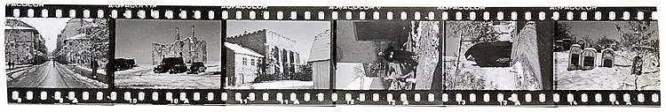 Varia - Weltkrieg 1939-1945 - - Album eines deutschen Sanitätssoldaten mit